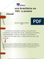 Literatura Brasileira No Século XXI