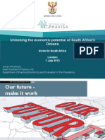 Phakisa Overview by Presidency