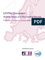 Antimicrobials and Non-healing Wounds