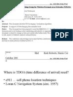 15 04 0572-00-004a Tdoa Localization Techniques