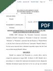 Jones v. Wackenhut % Google Inc. - Document No. 46
