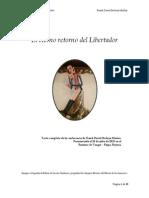 El Eterno Retorno Del Libertador - Frank David Bedoya Muñoz - Boyacá, 24 de Julio 2015 VK PB