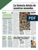 La Historia Detrás de Las Monedas