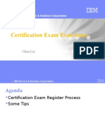 PeopleSoft Certification Exam Experience
