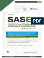 Programa Del SASE 20157