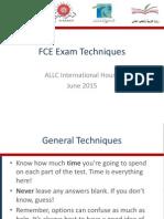 FCE Techniques