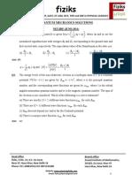 4. Quantum Mechanics NET-JRF June 2011 - June 2014