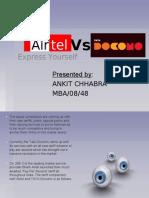Airtel vs Tata Docomo