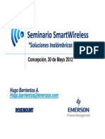 Seminario SmartWireless