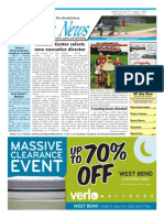 Hartford, West Bend  Express News 080115