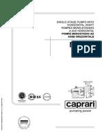 CAPRARI Pumps Mec-A