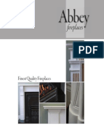 Abbey Fireplace Catalogue | Firecrest Stoves