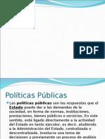 Politicas Publcas