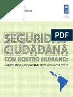 Informe de Seguridad Ciudadana 2013