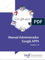 Administador Google Apps