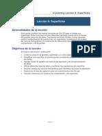 Superficies_Tutorial en Autocad Civil
