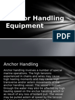 Anchor Handling Equipment