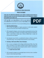 PPress statement from DPP on corruption cases.pdfress Statement From DPP on Corruption Cases