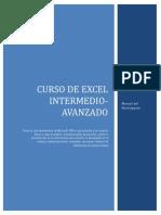 Manual Del Participante Excel Intermedio Avanzado