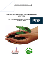 EM Nature Farming Knowledge Base - Agriculture