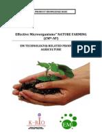 EM Nature Farming Knowledge Base - Agriculture