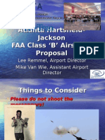 PDK presentation to Chamblee on FAA Airspace