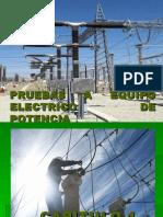 Curso Equipo Electrico