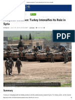 Analytical Guidance_ Turkey Intensifies Its Role in Syria _ Stratfor