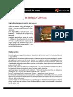La Pera Limonera 2013 Semana 02, Pgm 781 a 785 (Del 6 Al 10 de Enero)