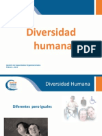 diversidad humana