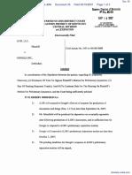 iLOR, LLC v. Google, Inc. - Document No. 35