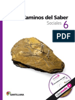 Colombia - Sociales 6 Proyecto Los Caminos Del Saber