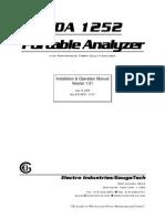PDA1252 Manual Eng
