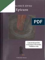 Walter Otto Epicuro