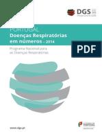 Doenças Respiratorias Em Numeros 2014