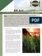 The DARK Act July 2015