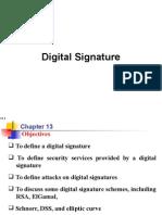 Digital Signature Foruzan