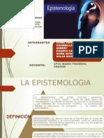 epistemologia