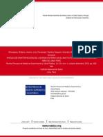 Niveles de Insatisfacción Del Usuario Externo en El Instituto Nacional de Salud Del Niño de Lima, Pe