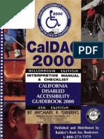 CalDag 2000