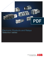 Relays, Timers