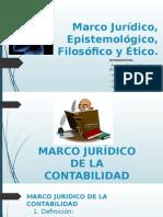 Marco Jurídico, Epistemológico, Filosófico y Ético
