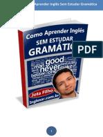 Como Aprender Inglês Sem Estudar Gramática
