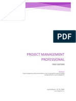 Professional Project Management - SBook