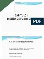 1. Fundaciones (1 Clase)