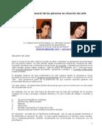 Abordaje Psico-social de Las Personas en Situación de Calle (1)