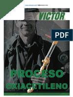 Manual Soplete Victor