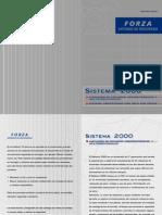 Ficha Técnica - Sistema de Encofrado Forza 2000