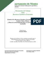 Arboles de Centroamerica
