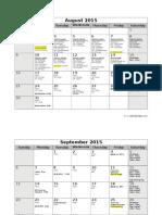 2015 fb schedule